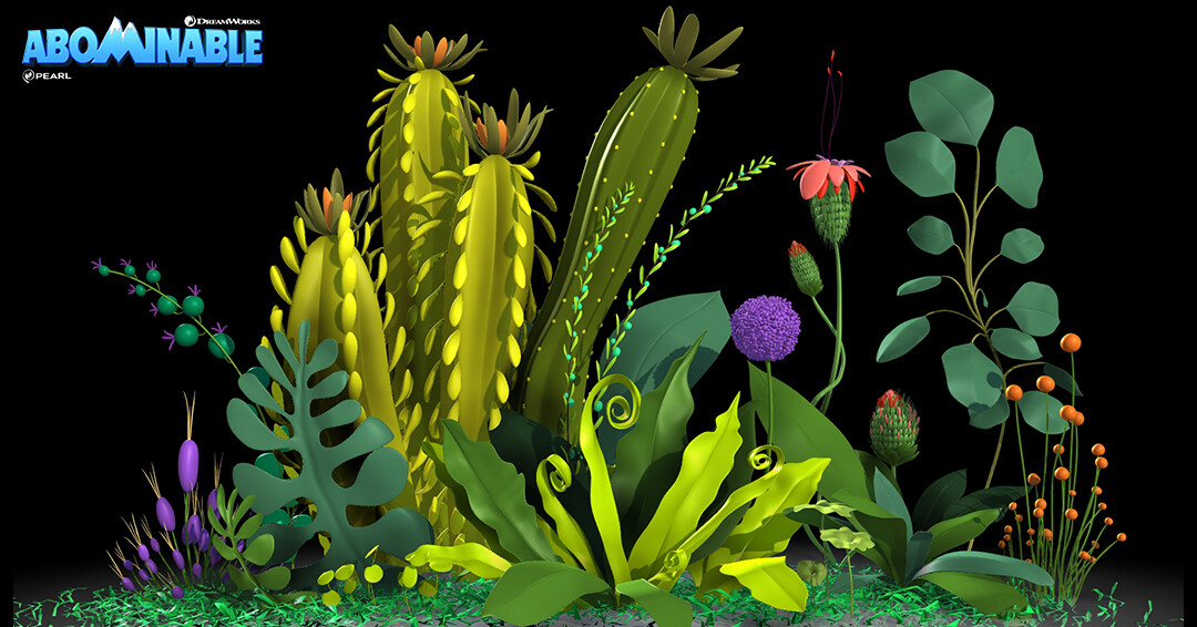Whimsical Plants
