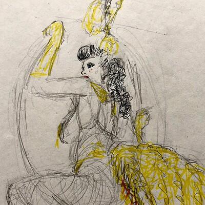 Daniel oakley life drawing 2