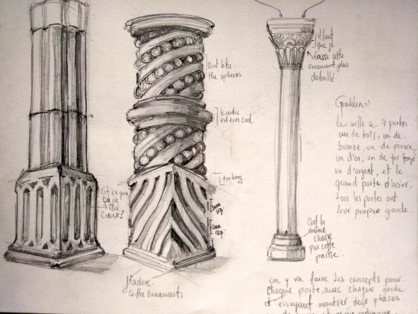 pilars variation