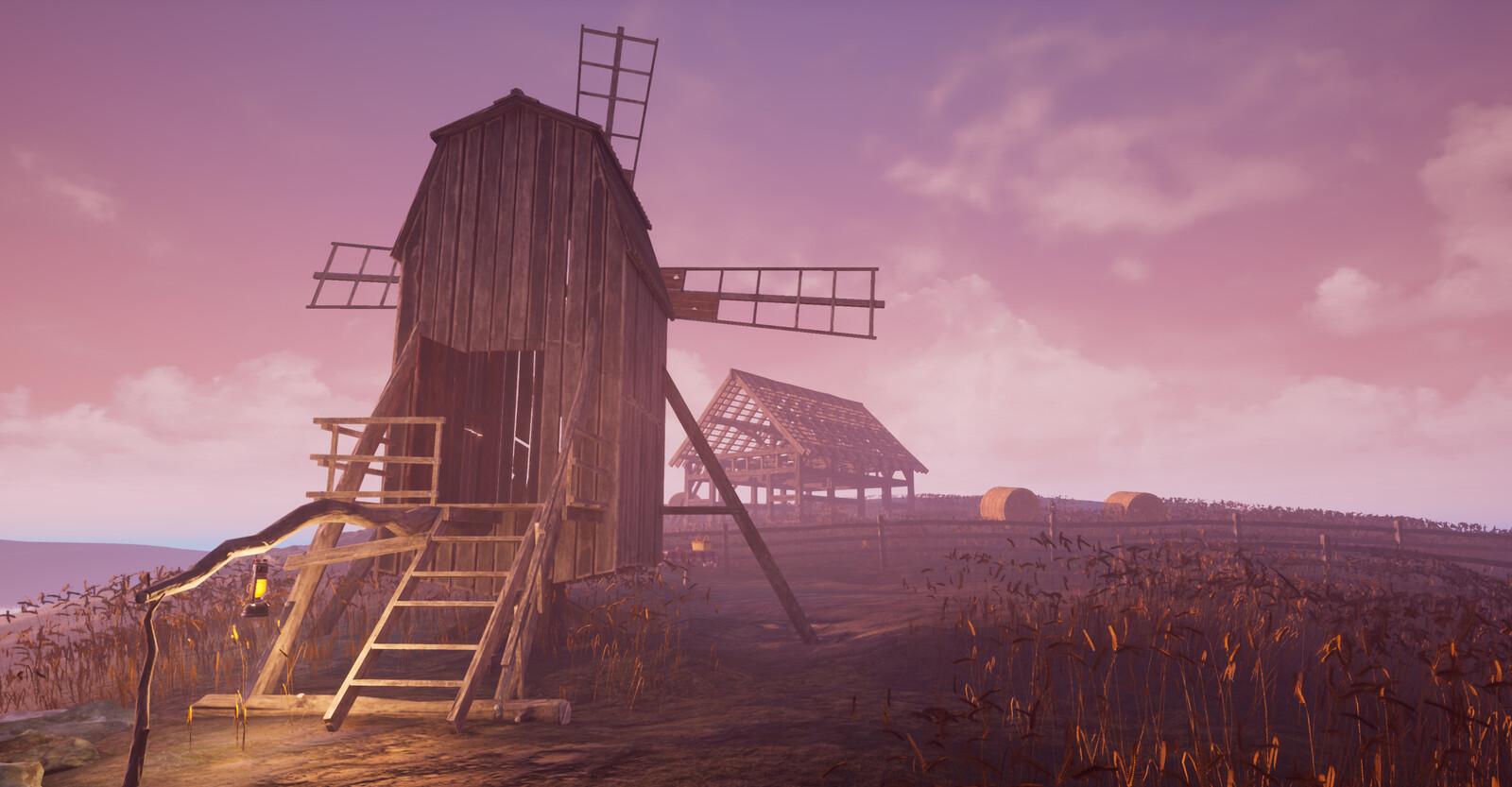 Sunset Farm 2