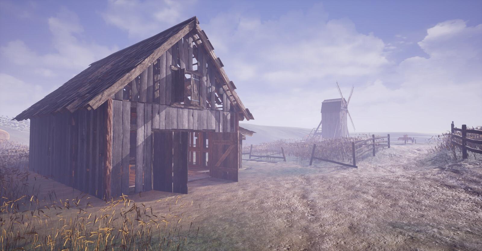 Misty Farm 1
