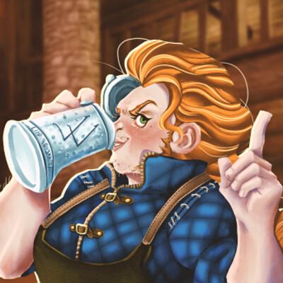 Maddy olson dwarf icon