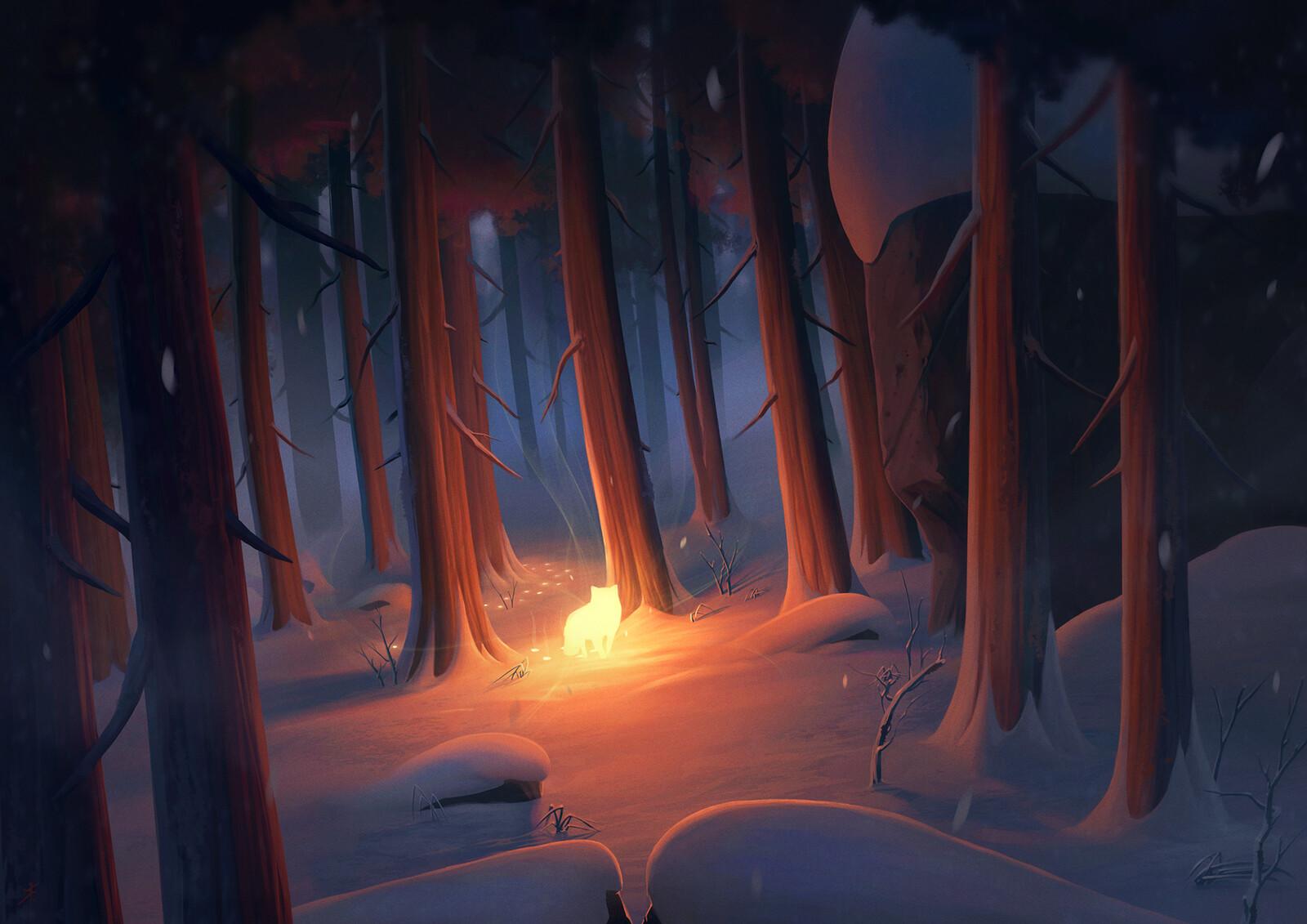 Arctic Spirit - EarthDraw II