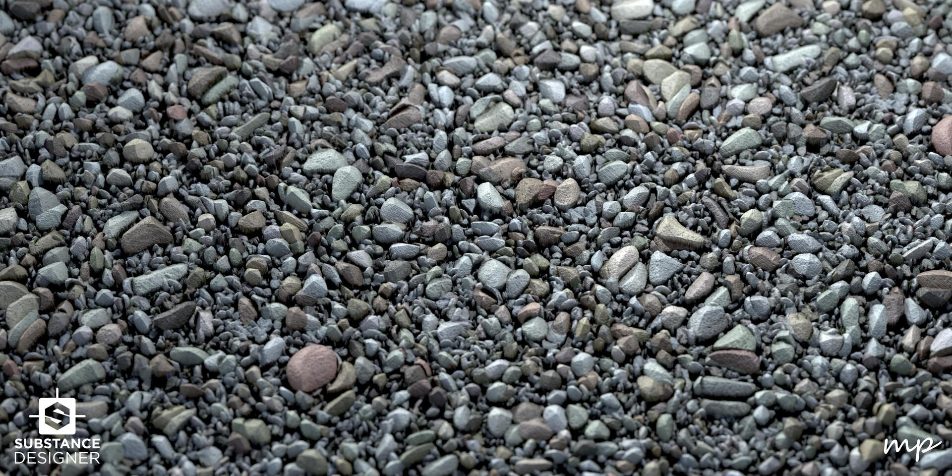 Martin pietras manmade gravel render 01