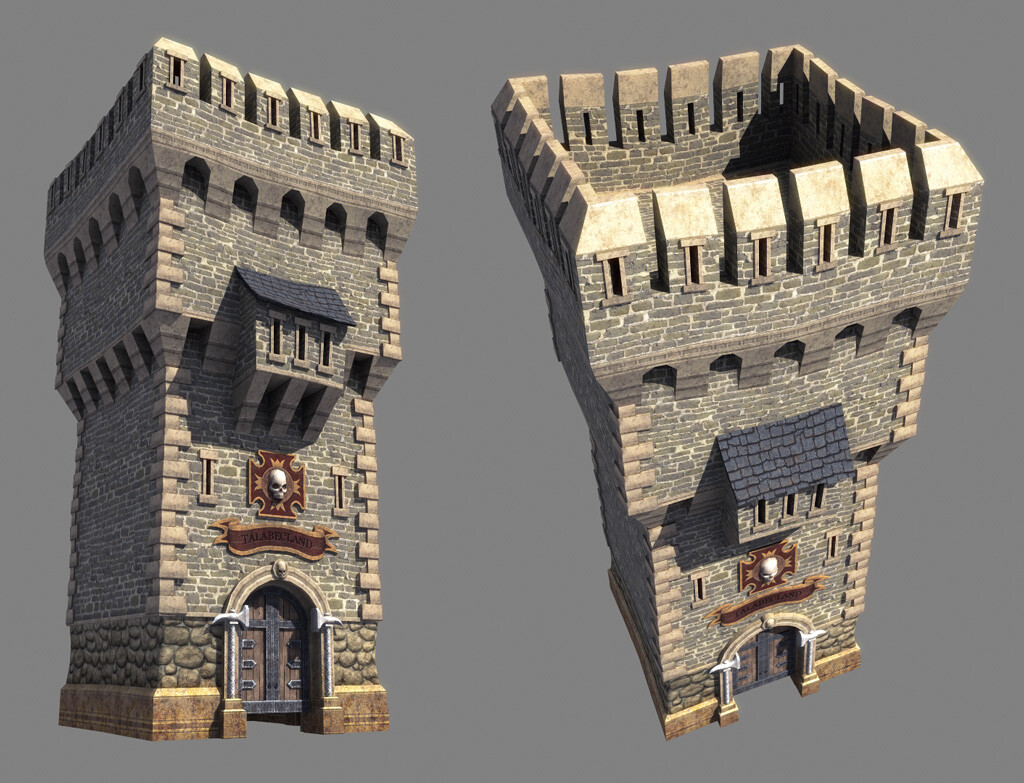 Empire Gatehouse