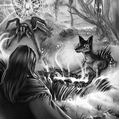 Teresa guido game ballistic art by teresaguido