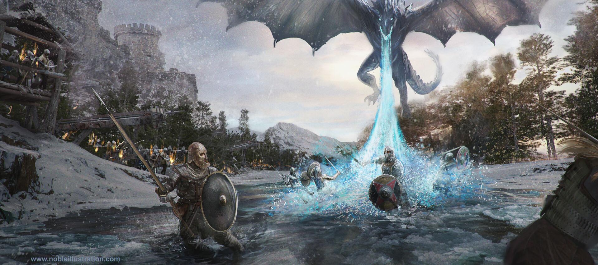Stephen noble dragonriverfin