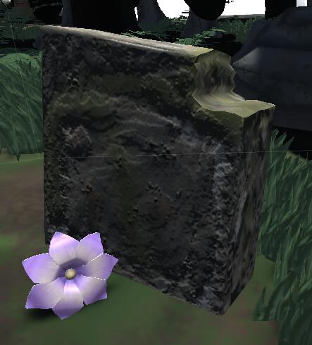 Cracked Tomb