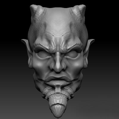 Sergey jung demon concept hex 1