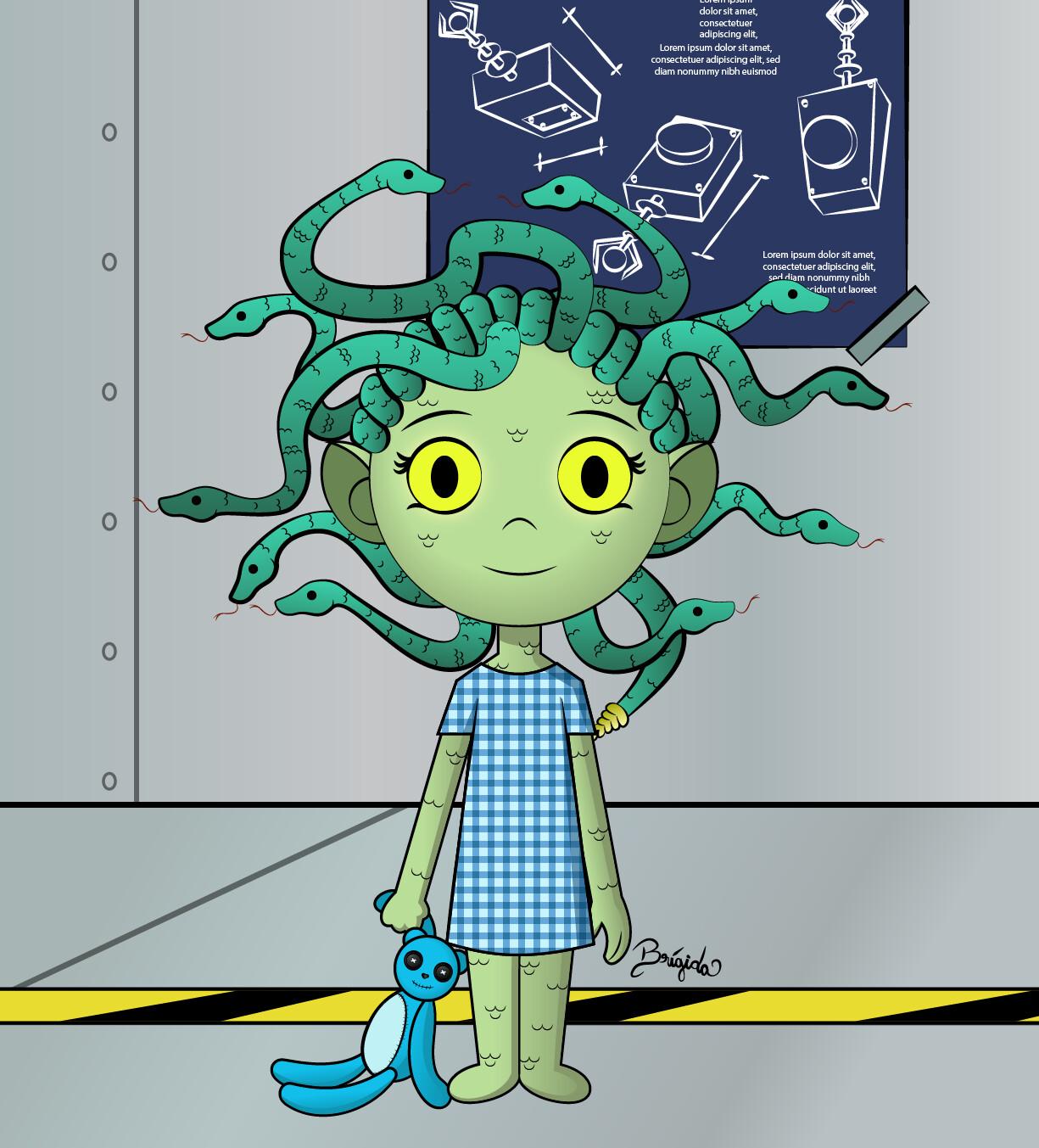Mini Medusa