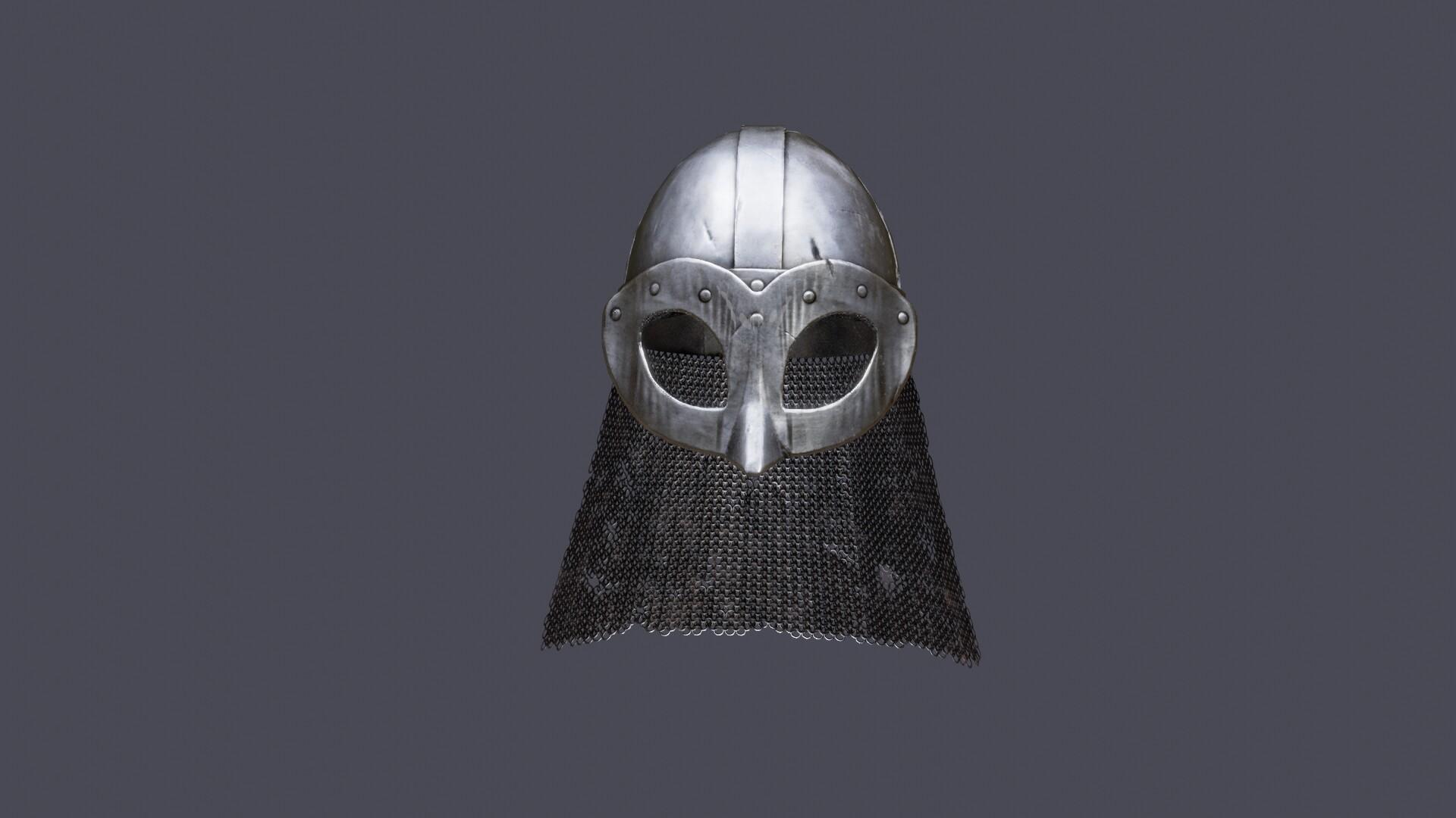 Dominik maral helmet