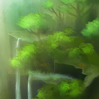 Shizu ren landscape 2310