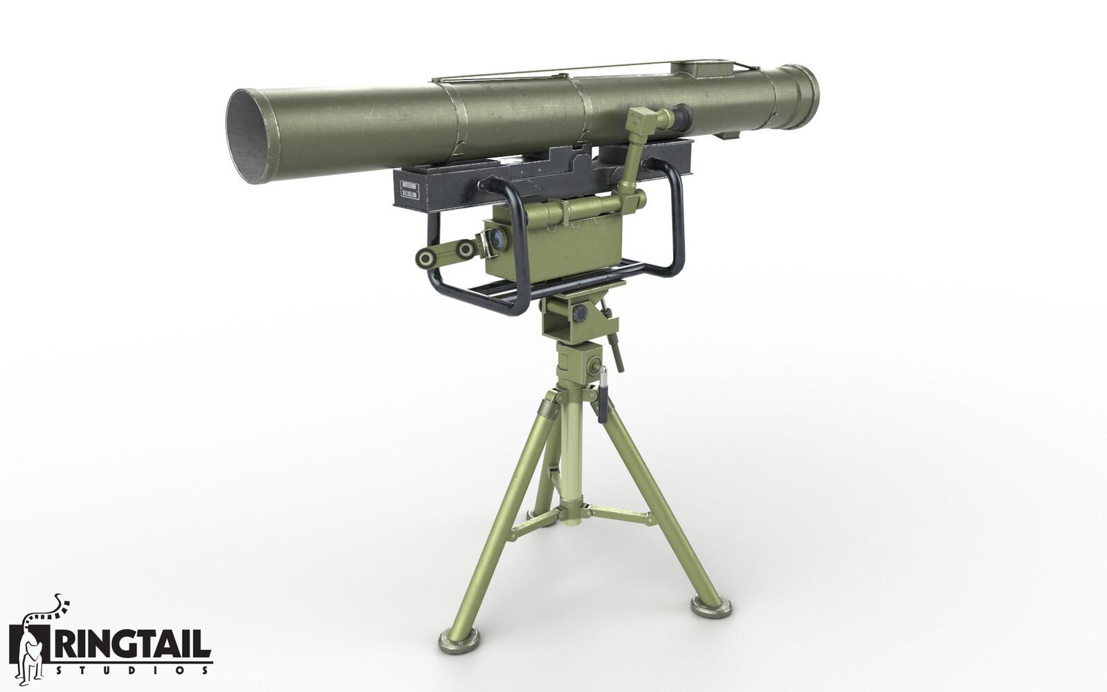Corsar Missile