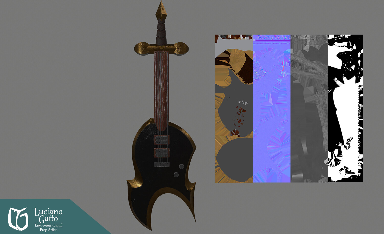 Luciano gatto guitarmaps