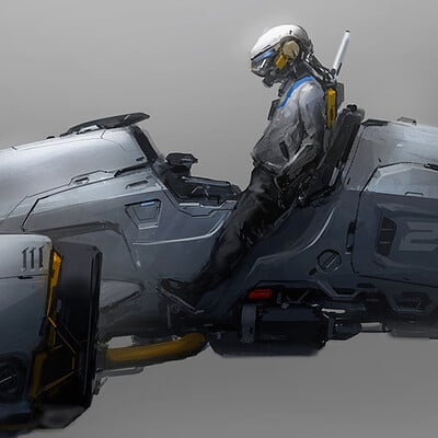J c park vehicle concept