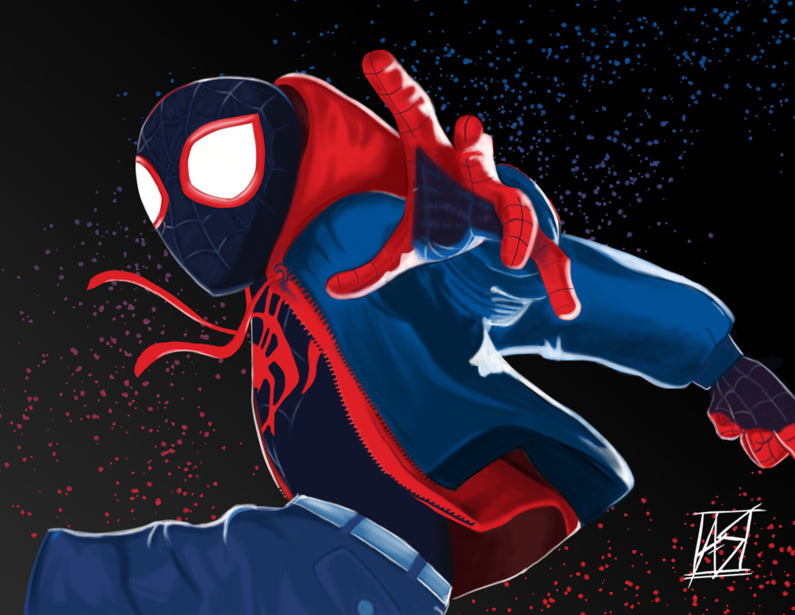 Spiderman - Into The Spider-Verse