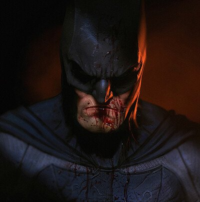Adnan ali darkknight batman