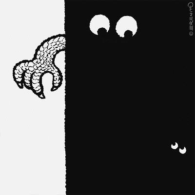 Erenito betta inktober2019 26 dark 570