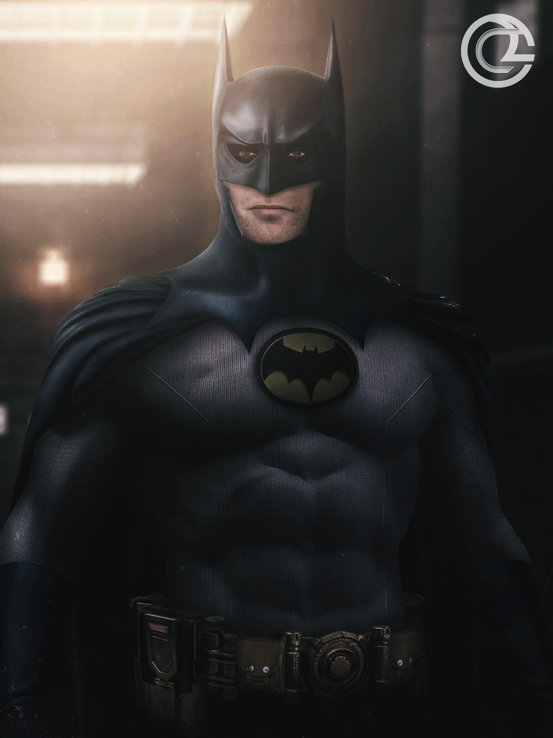 ArtStation - Pattinson Batman Suit Concept, Kunal Chopra