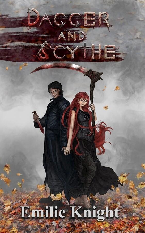 Dagger And Scythe (eBook cover)