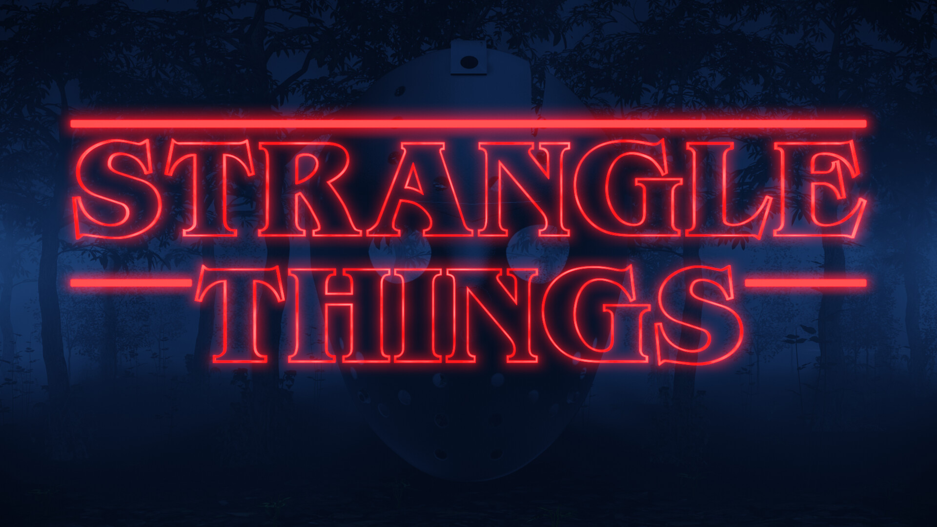 Stranger Things Title Sequence (Parody)