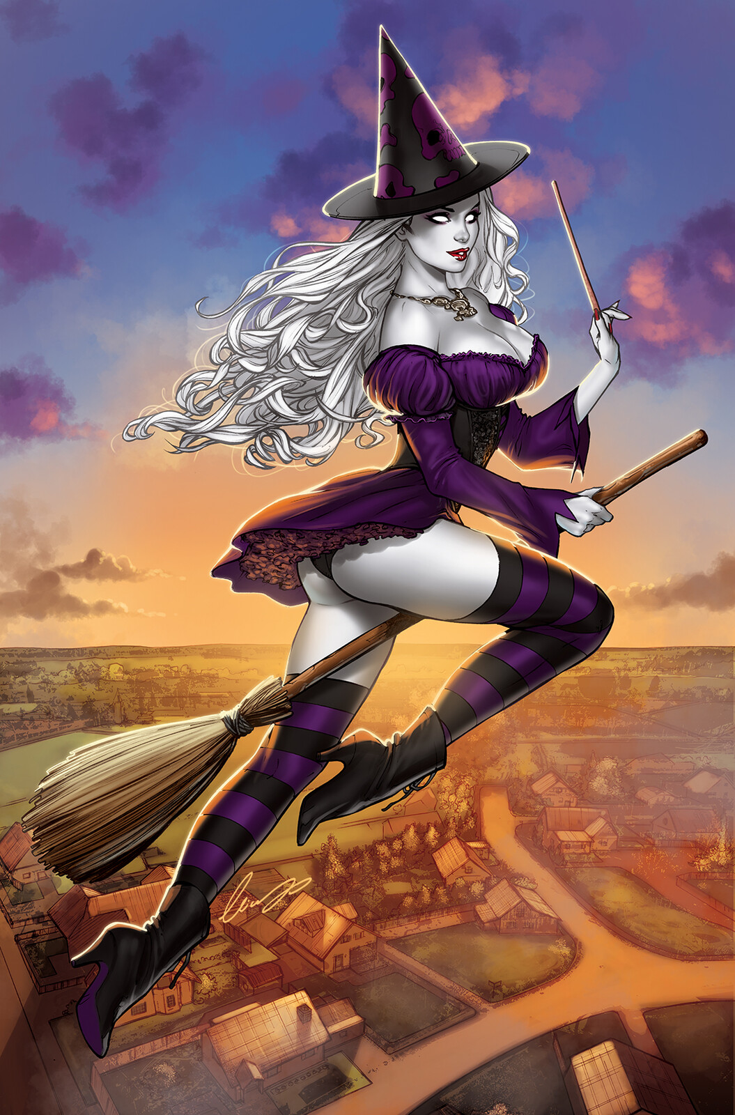 LADY DEATH: DEVOTIONS #1