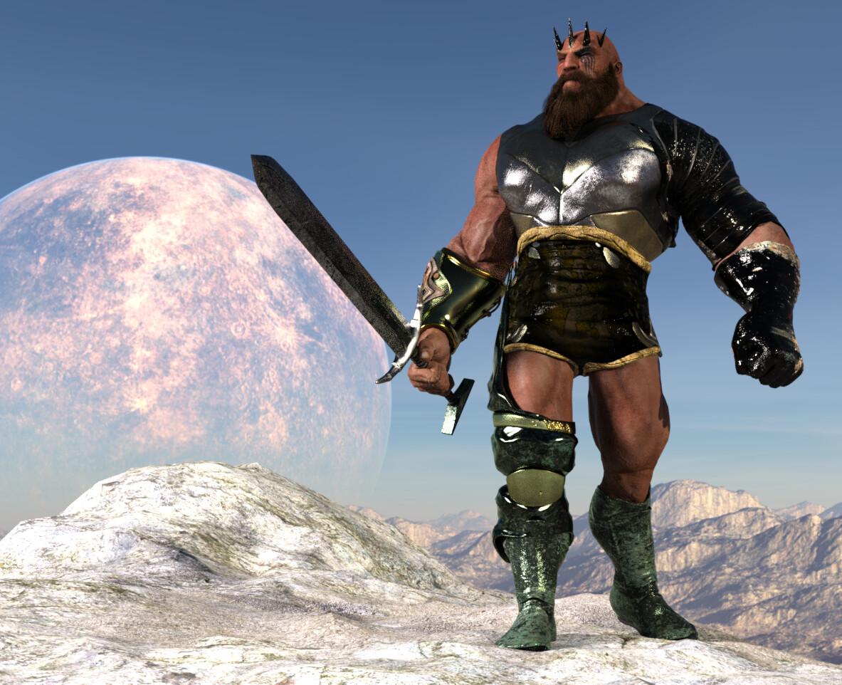 Nimrod: Ancient Warrior King.