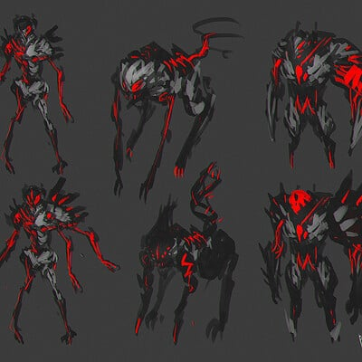 Benedick bana demons concept lores