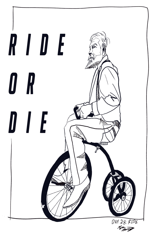 Ryan barry ride