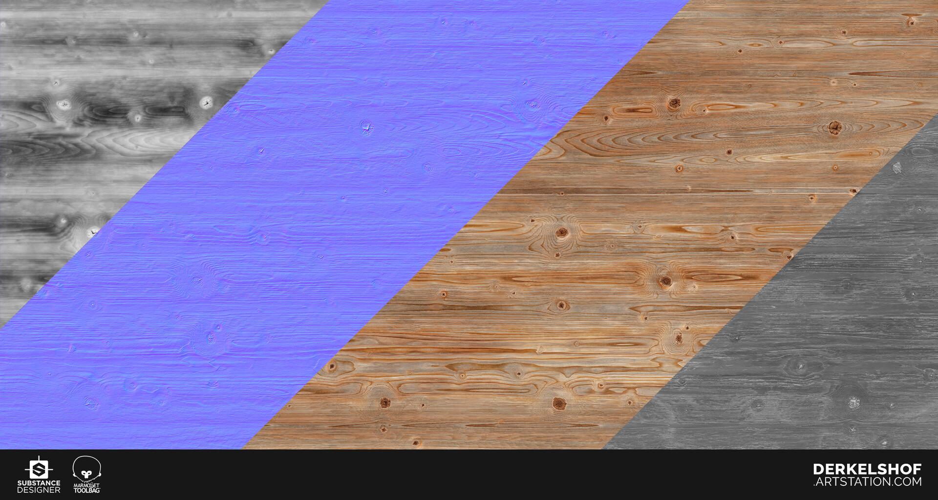 Derk elshof wood 2
