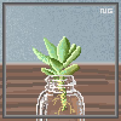 Niko Gkotsis Pixel Art