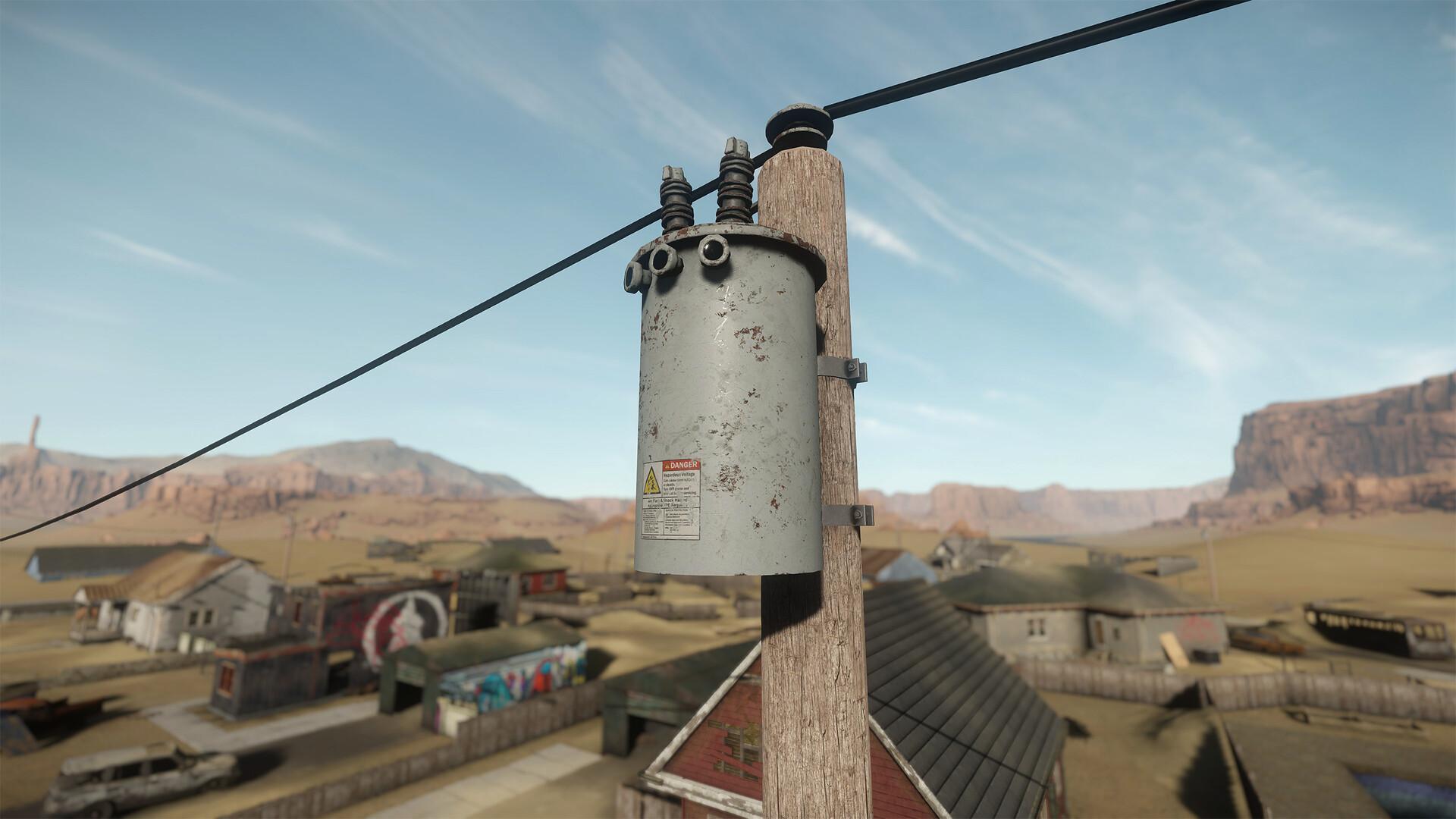 Carl kent utility pole 1