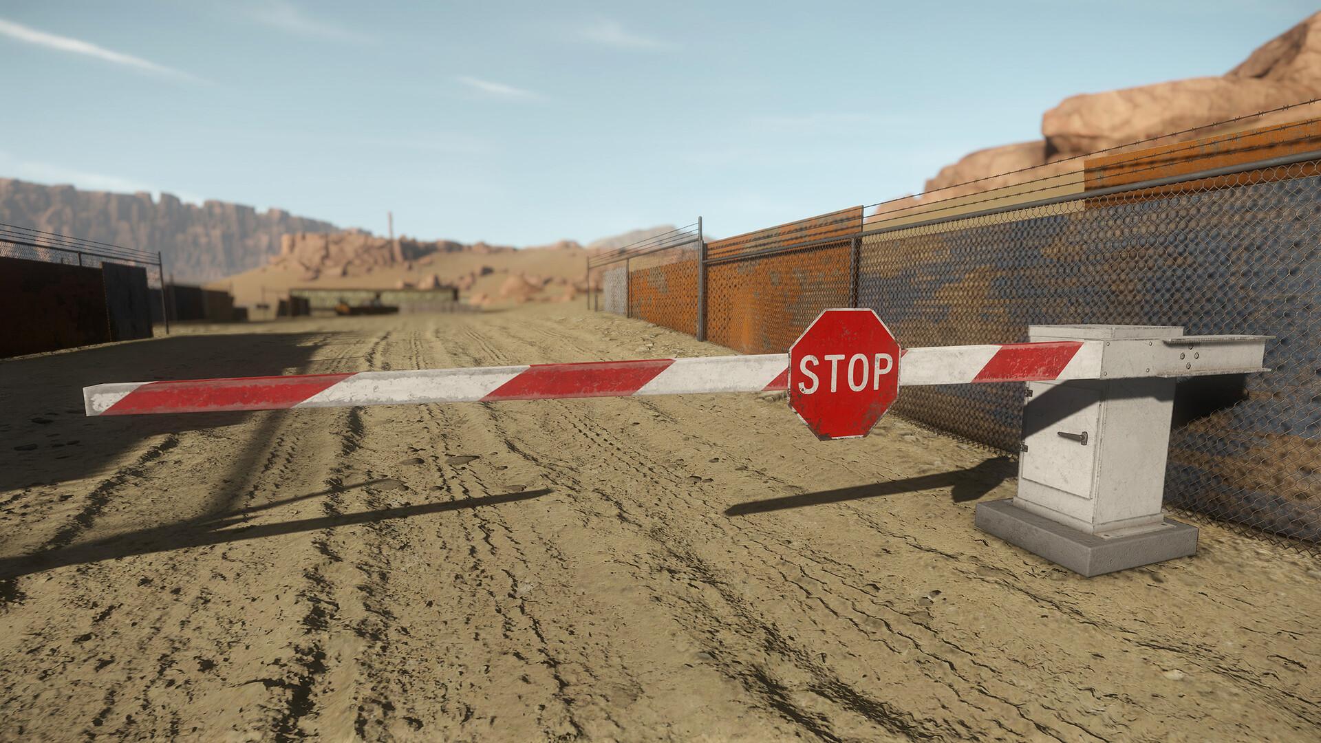Carl kent checkpoint gate 3