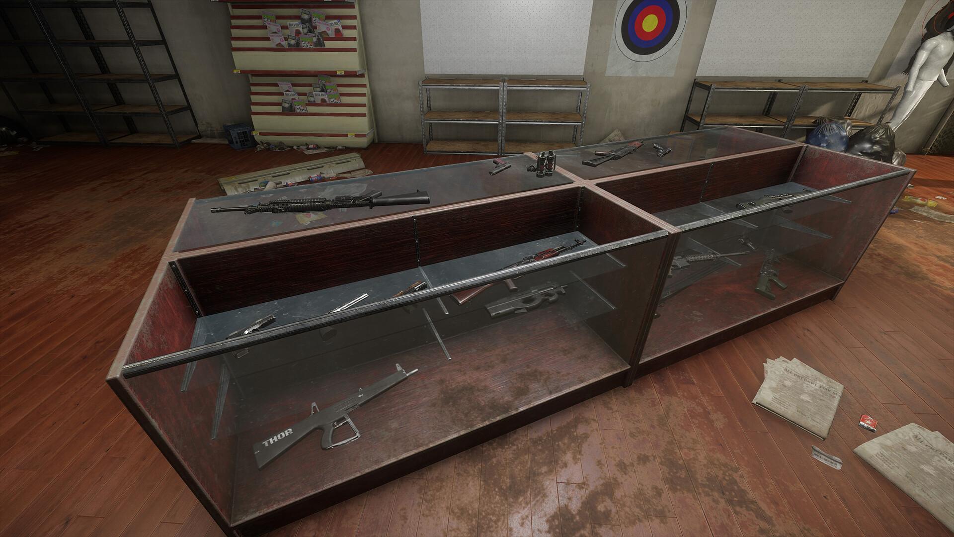 Carl kent gun cabinet 1