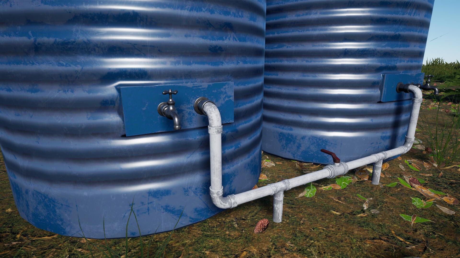 Carl kent water tank 2