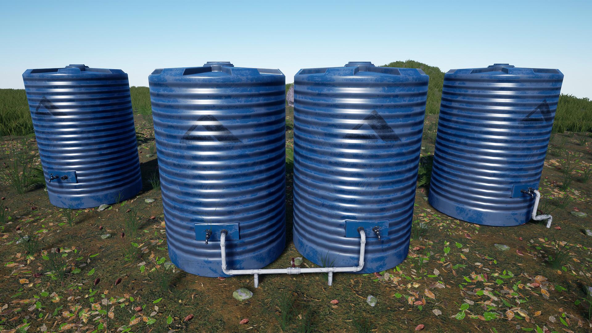 Carl kent water tank 3