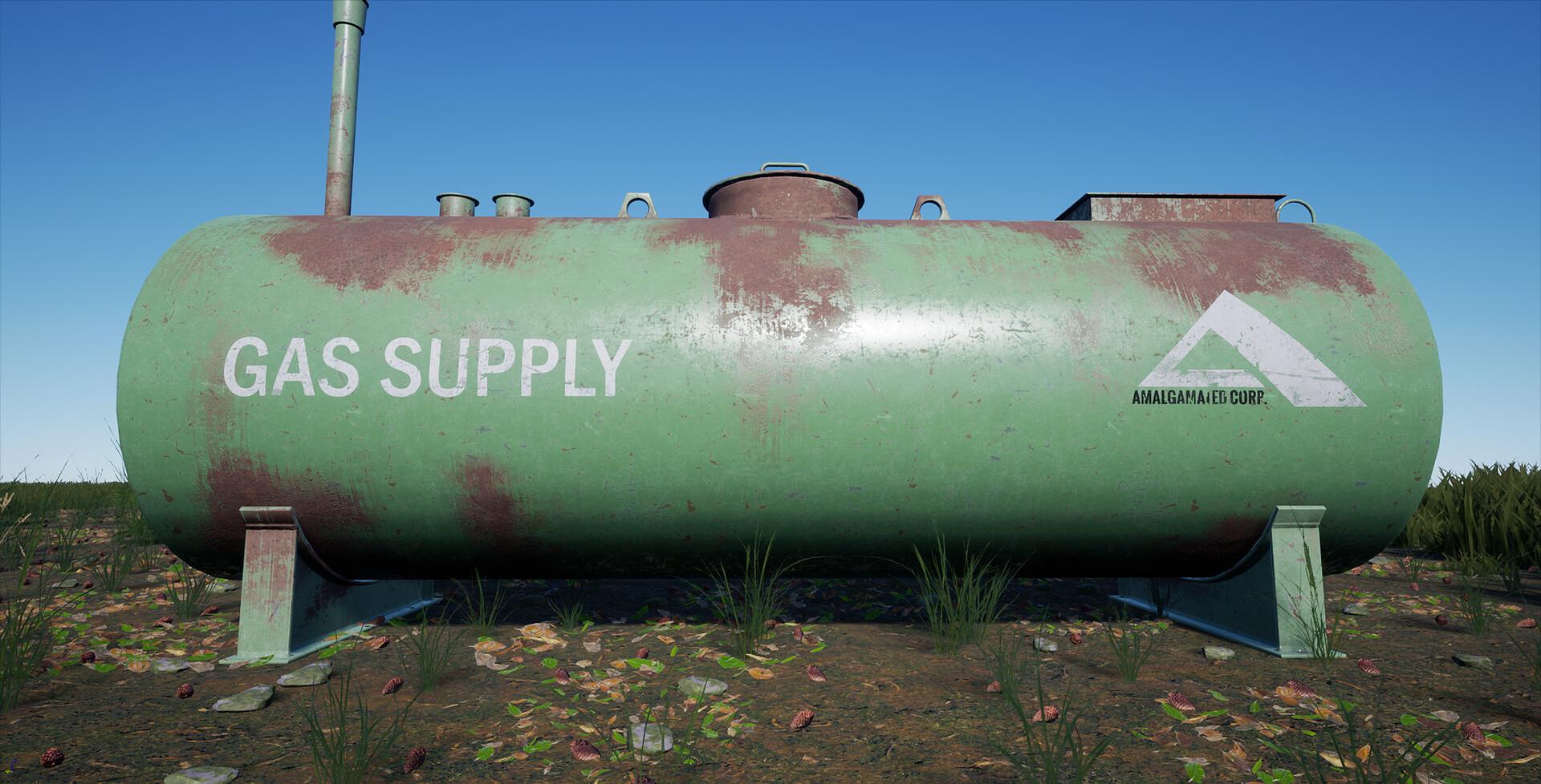 Carl kent gas tanker 2