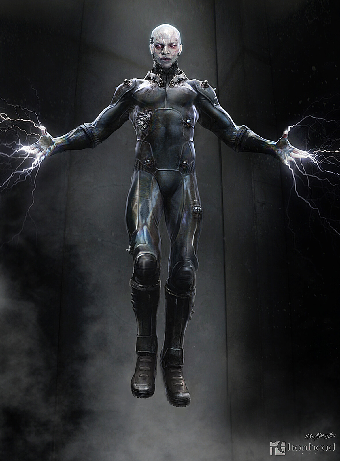 Amazing Spiderman 2 Electro Designs