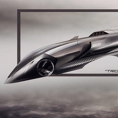 Encho enchev ship concept