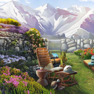 Klaudia bezak ogrod w gorach 1920x1080 klaudia bezak