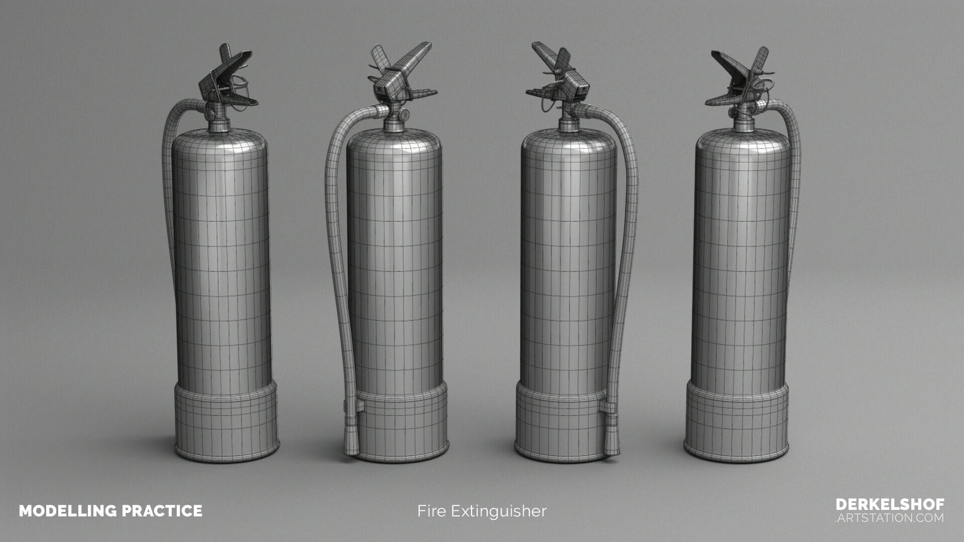 Derk elshof derk elshof fire extinguisher 02