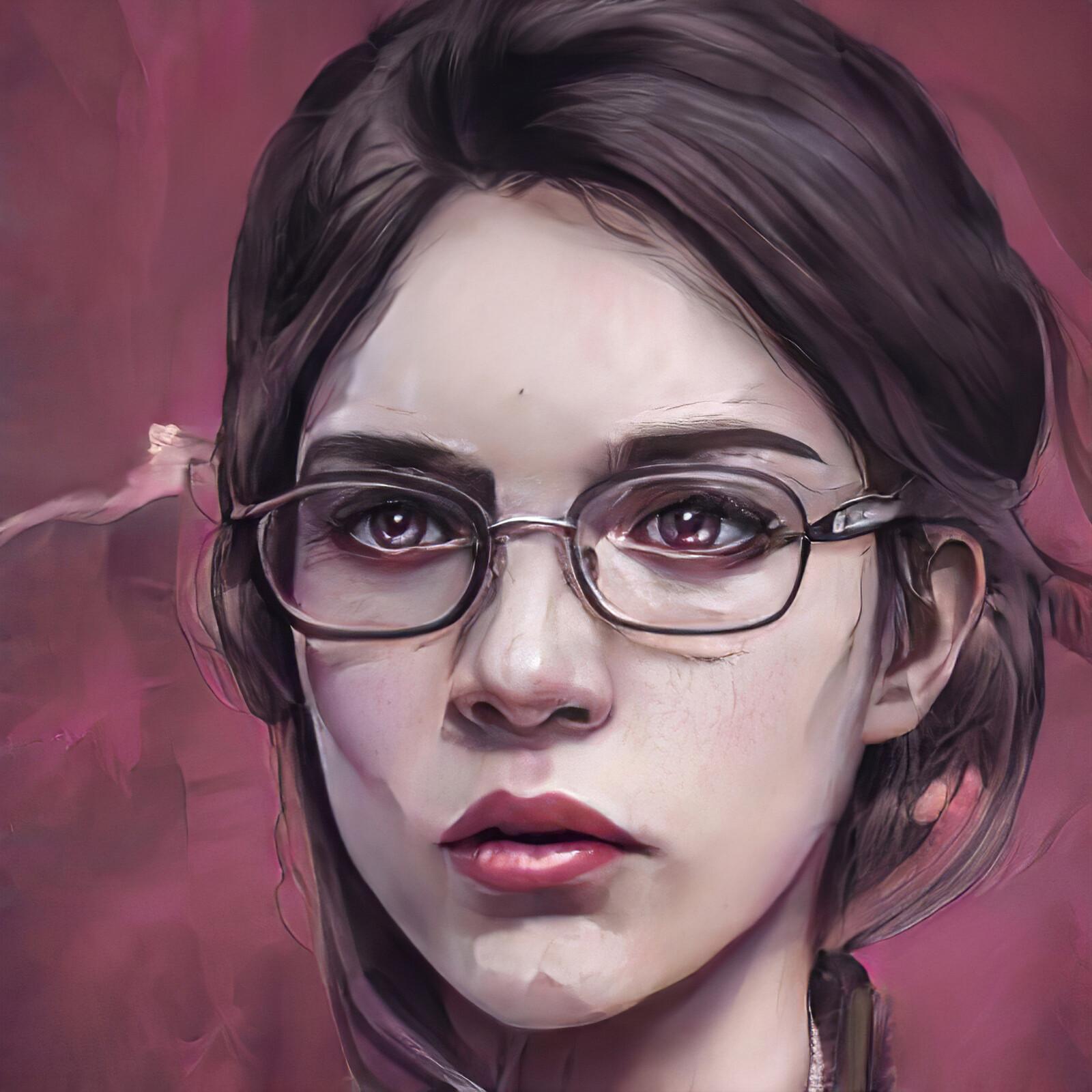 Wild Legend Girl portraits