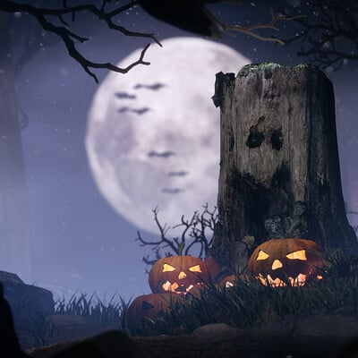 Artem feodoroff halloween 2