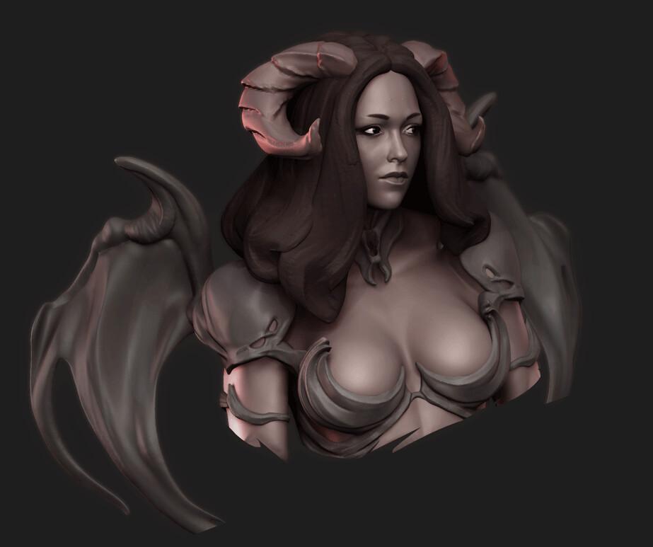 Daniel s rodrigues demon lady 002 small
