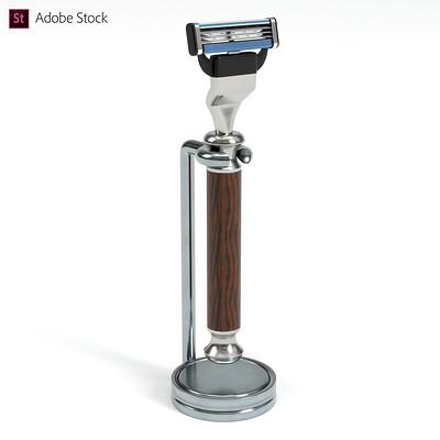 Adobe Stock | Razor Stand