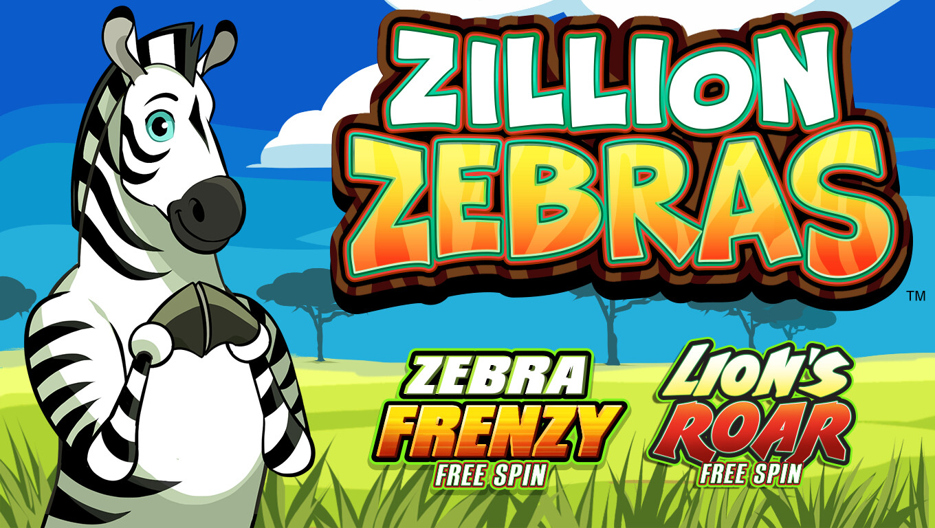 Zillion Zebras (video slot game)