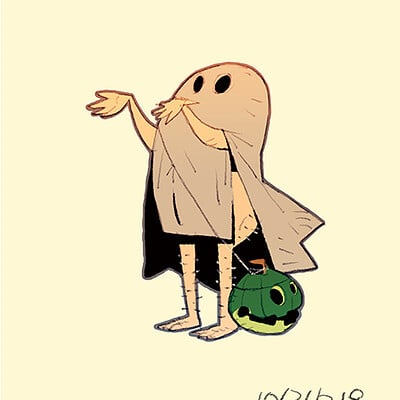 Satoshi matsuura 2019 10 31 halloween s
