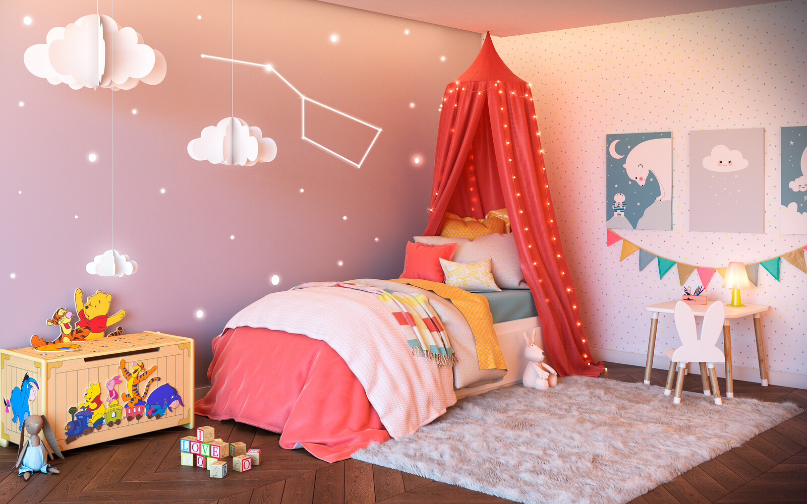 Child Room - Monaco