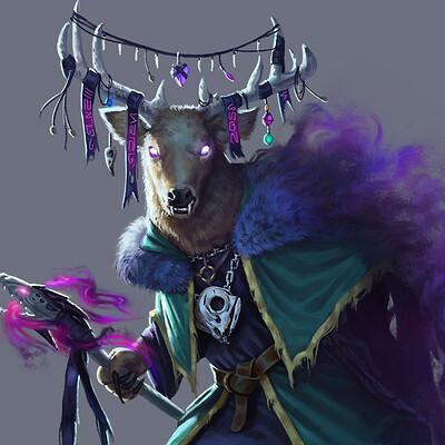 Christina kraus warlock patron1