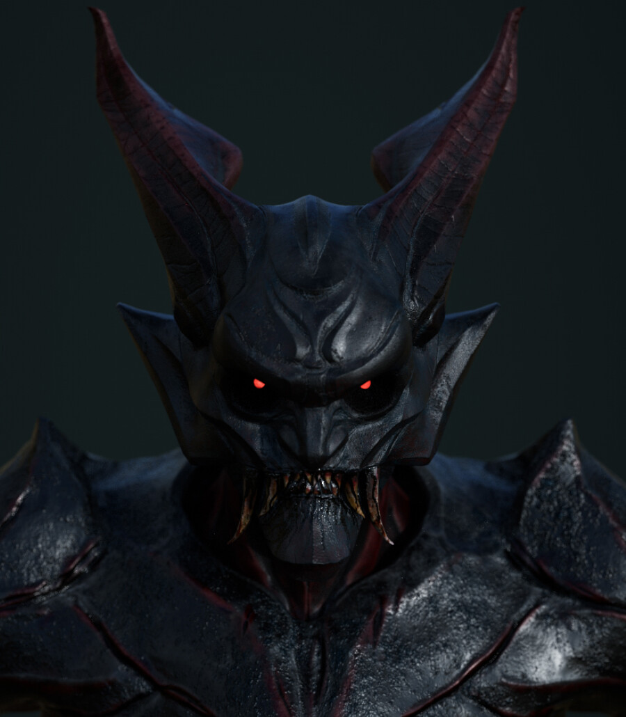 The Final demon Texture